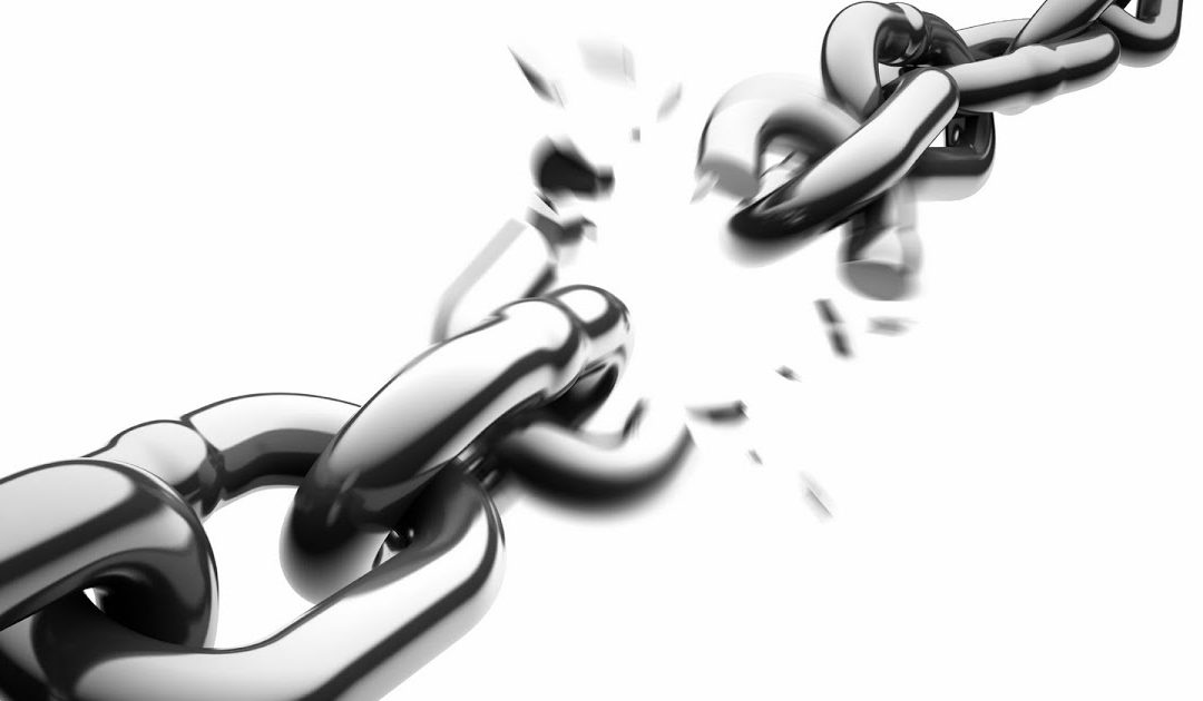 Are you chained or ready for change?